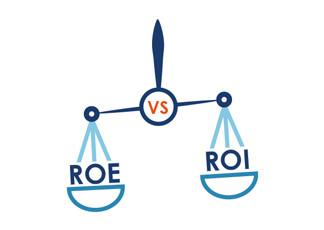 ROE vs ROI
