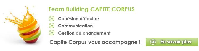 Découvrir le Team Building Capite Corpus